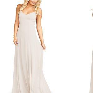 Godshaw Goddess Chiffon Formal Dress